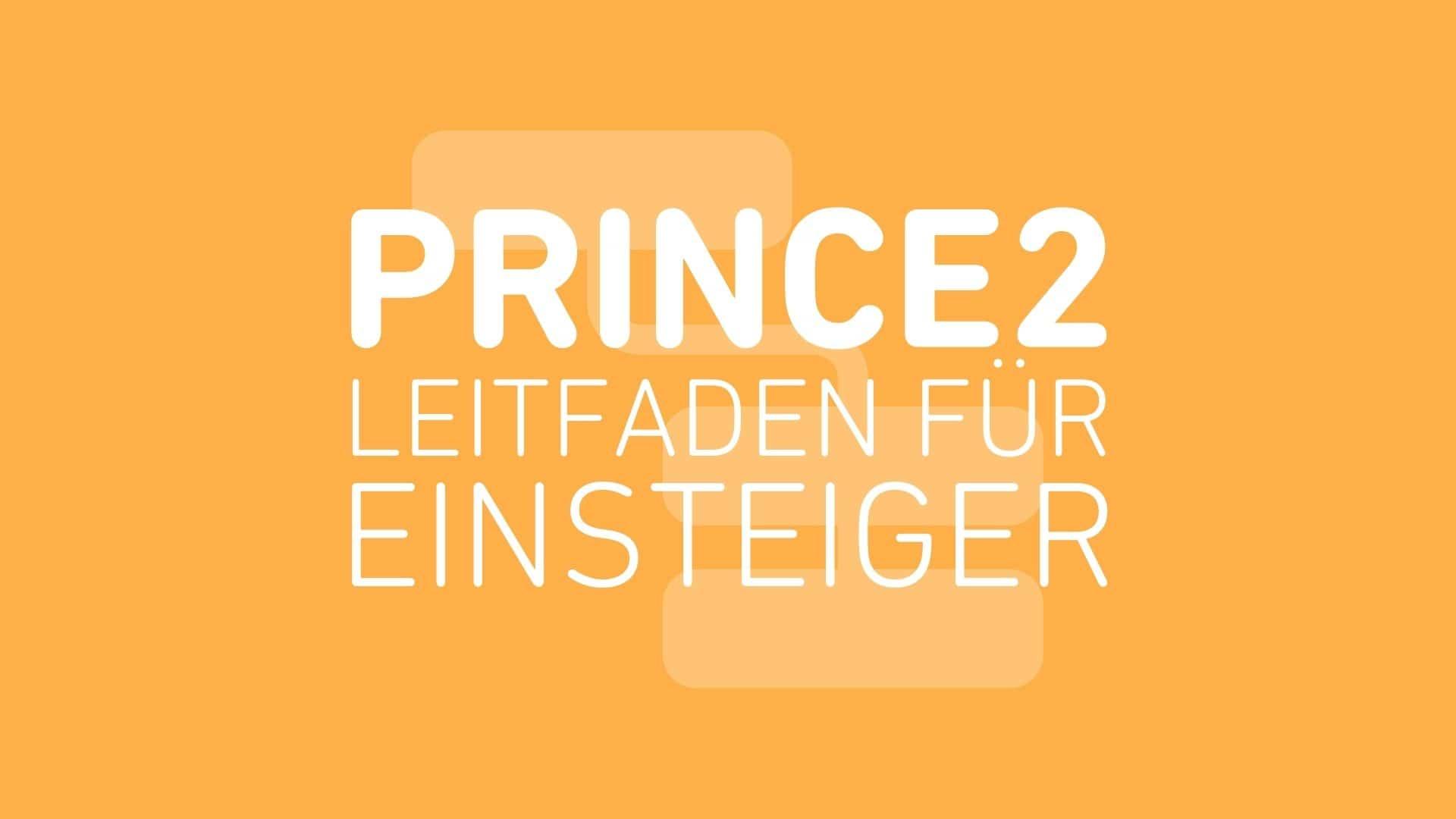 prince2 leitfaden