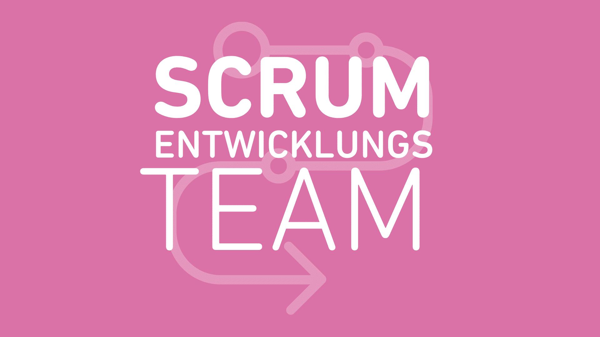 SCRUM-Entwicklungsteam-1
