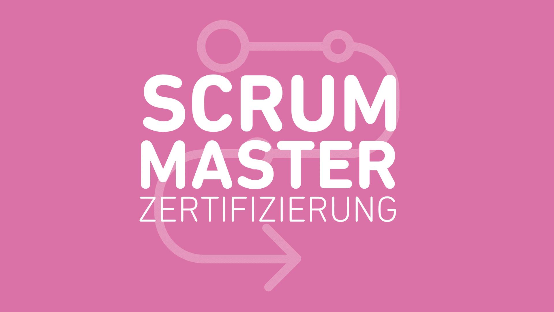SCRUM-Master-zertifizierung