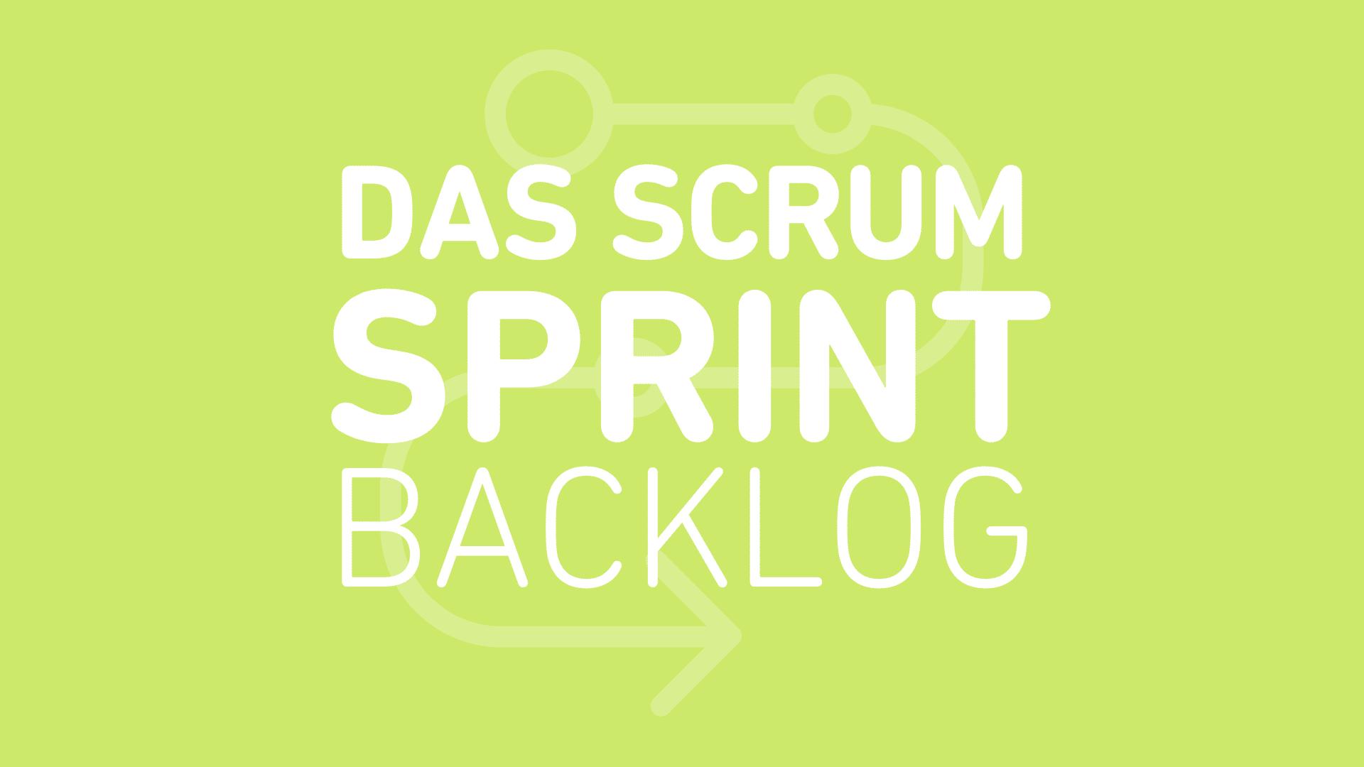 SCRUM-Sprint-Backlog-