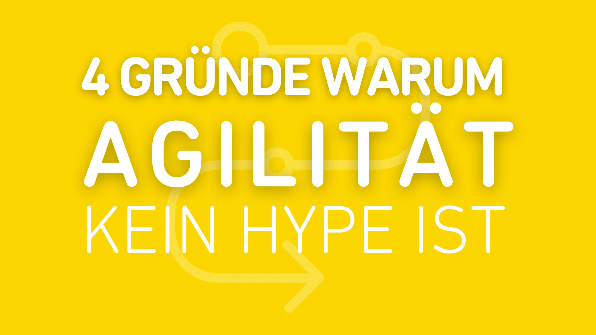 Agilitaet-Hype
