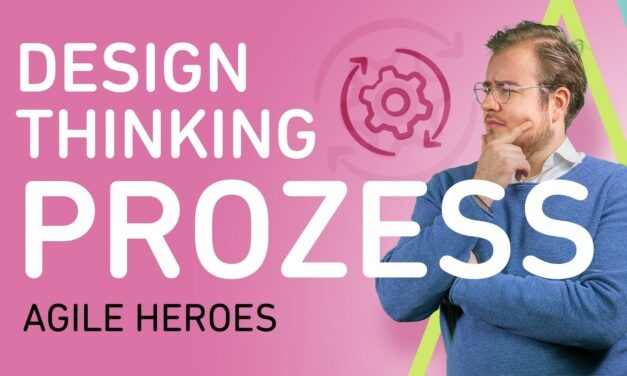 Design Thinking Prozess – In 6 Schritten zur Lösung!