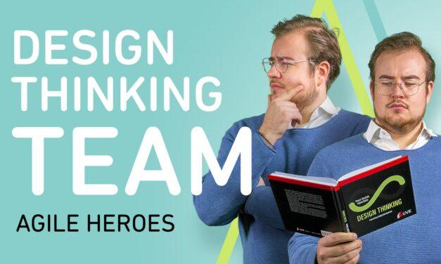 Design Thinking Team – Diese Eigenschaften muss man mitbringen!
