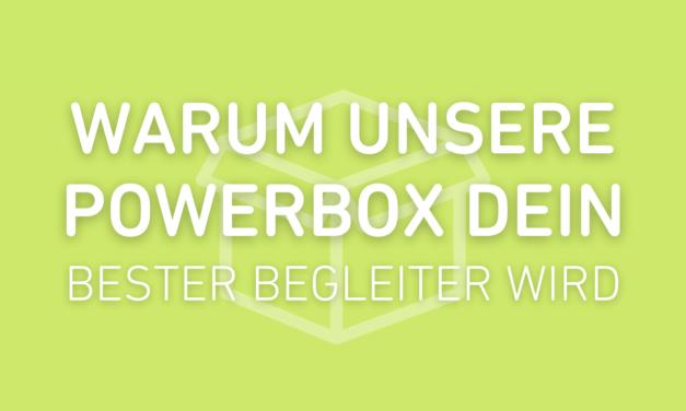 Wie hilft dir unsere Powerbox beim Lernen?