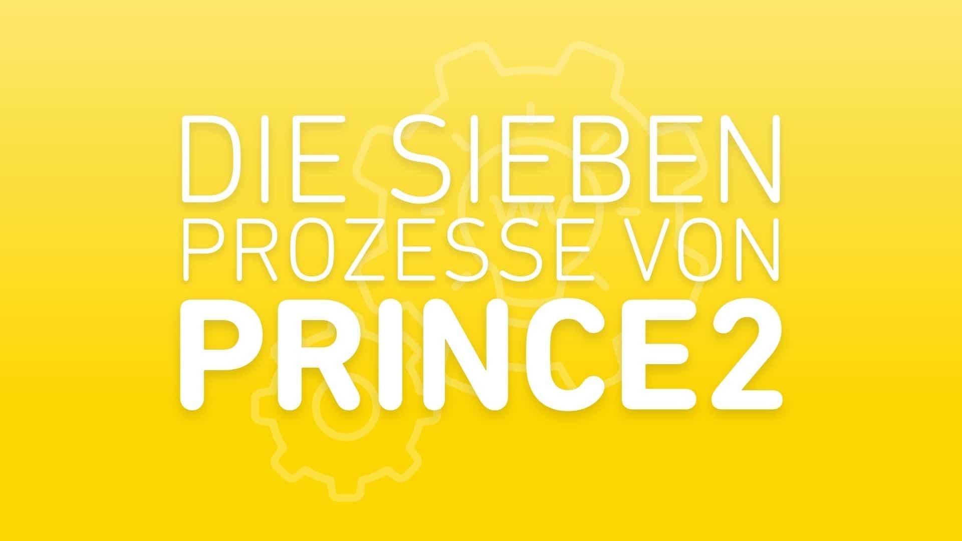 prince2-prozesse