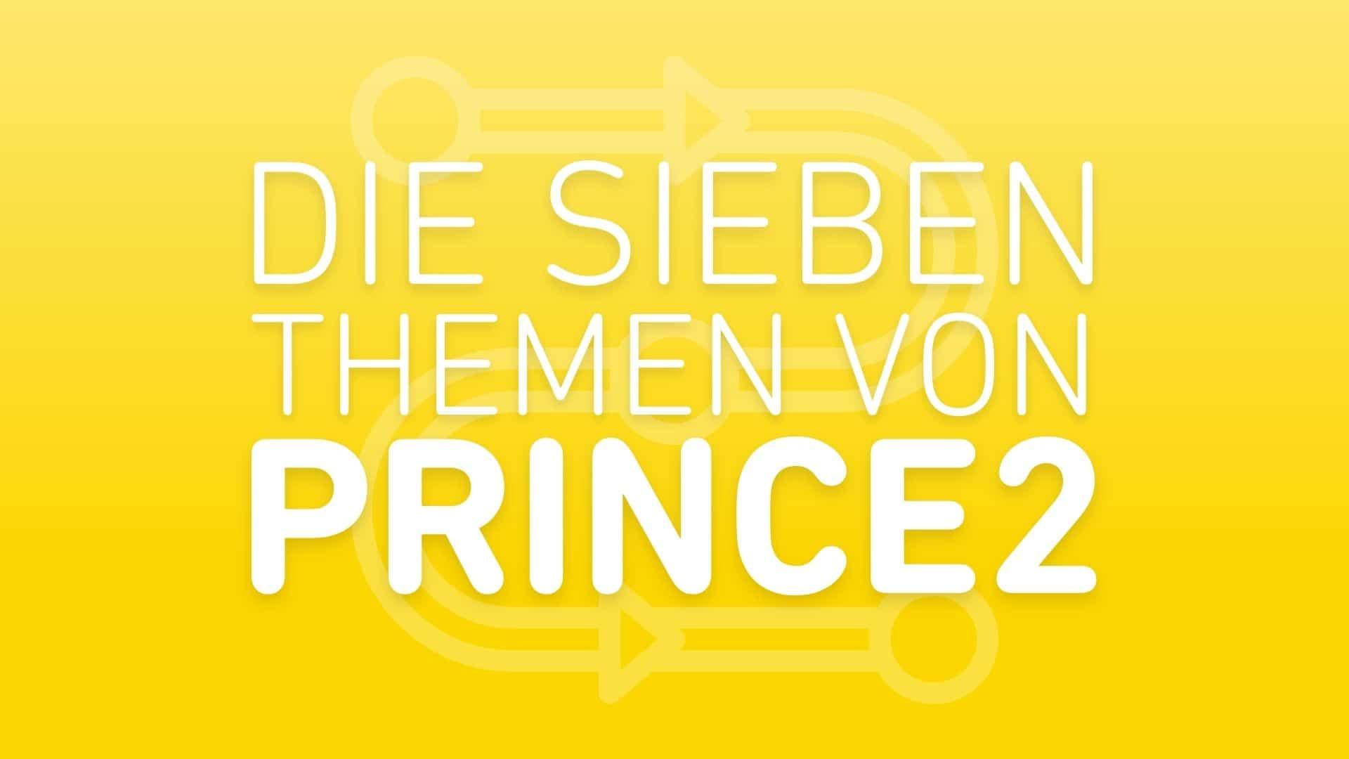 prince2-themen