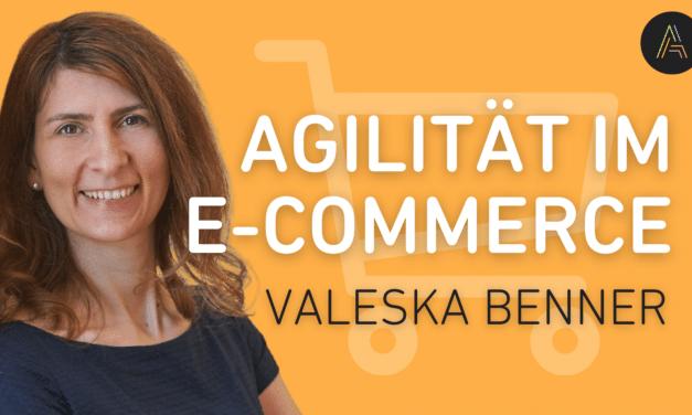 Valeska Benner (Sportmarken24) über Agilität im E-Commerce