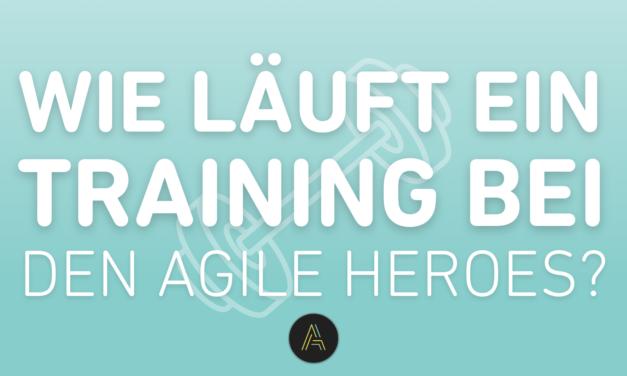 Das Trainingskonzept der Agile Heroes