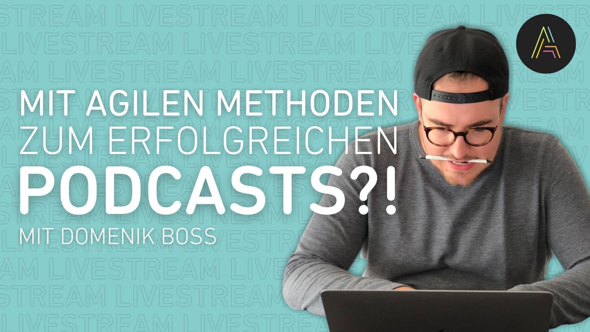 Erfolgreich mit Podcasts