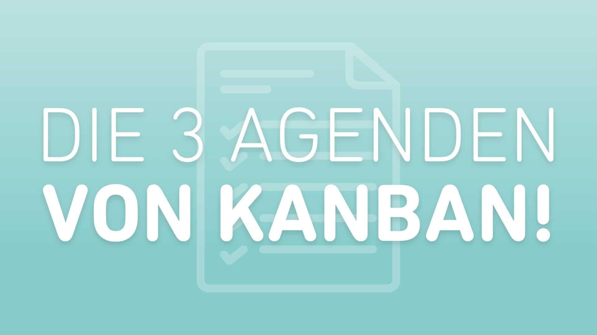 kanban-agenden