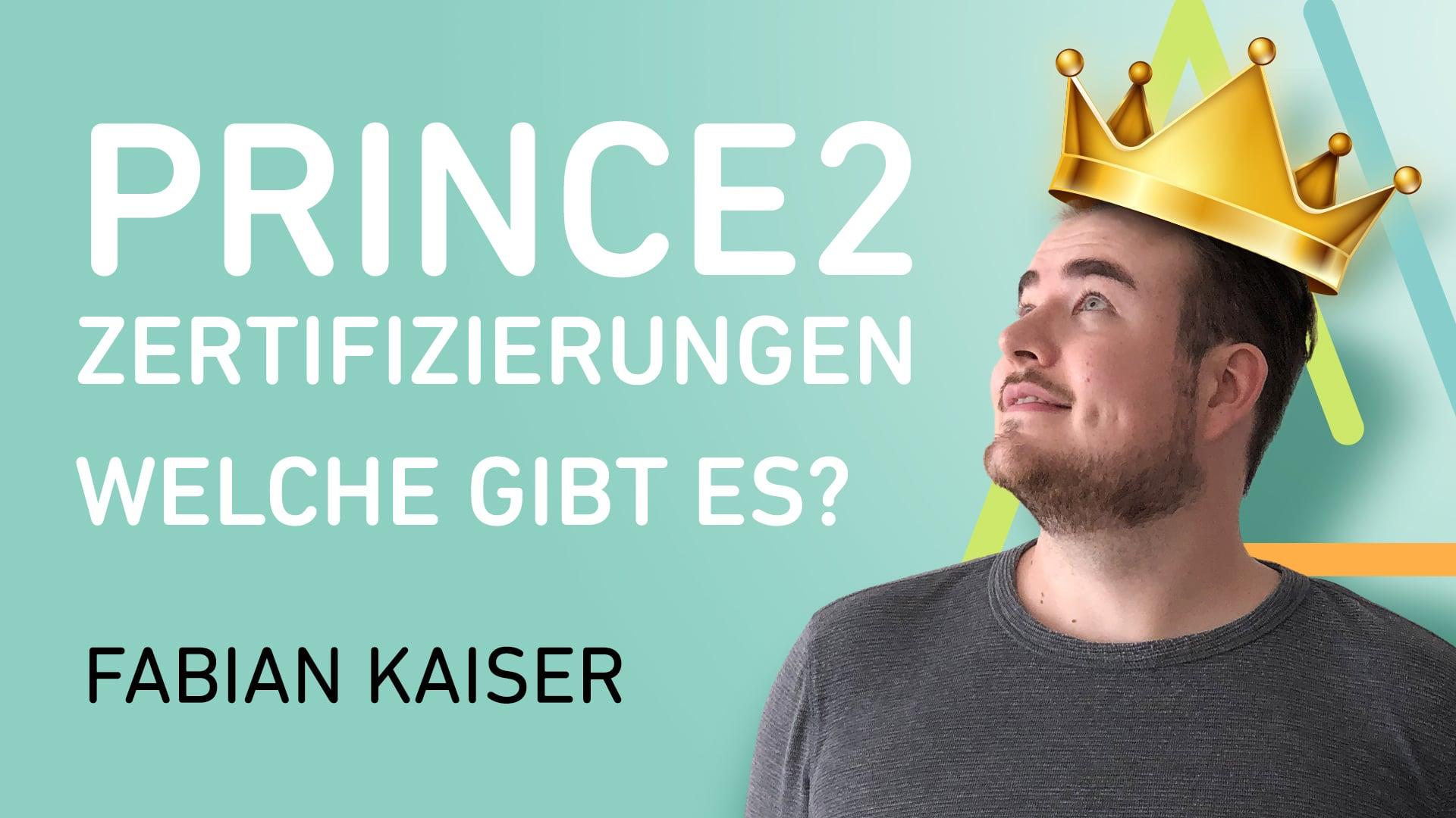 Prince2 Zertifizierungen