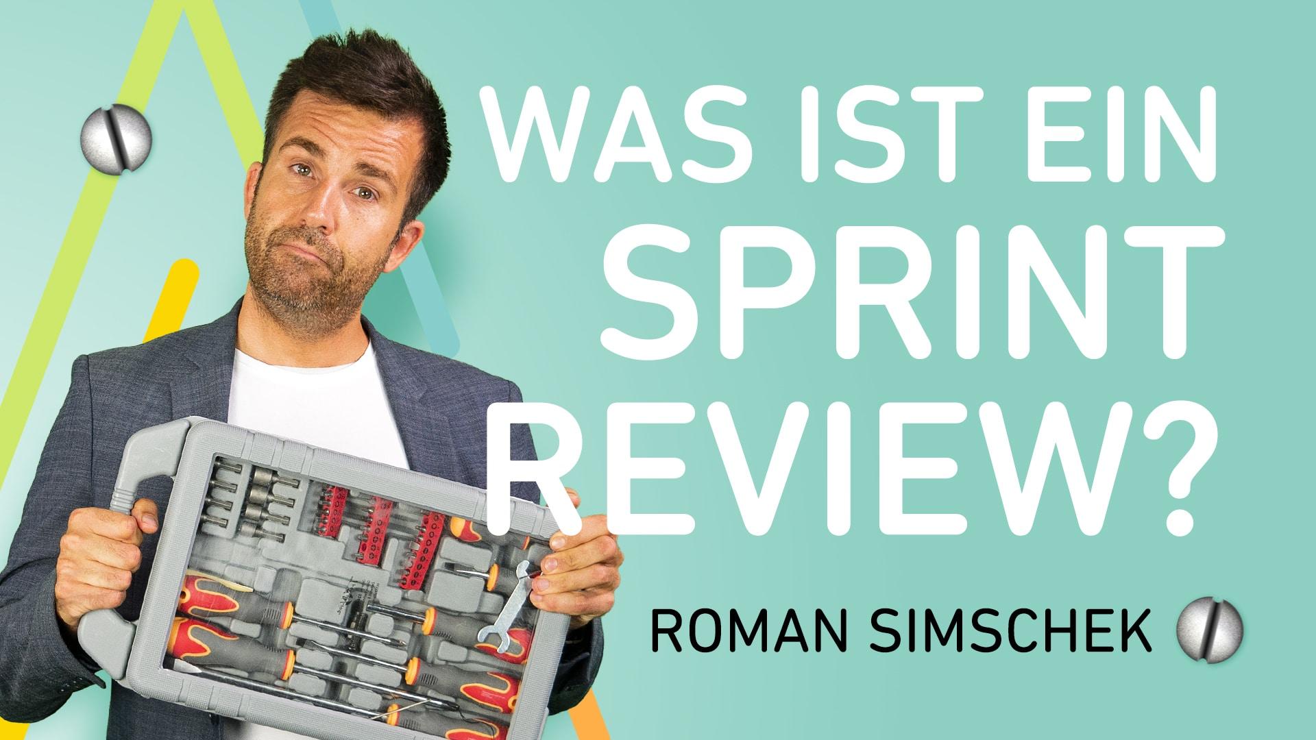 Was ist ein Sprint Review?