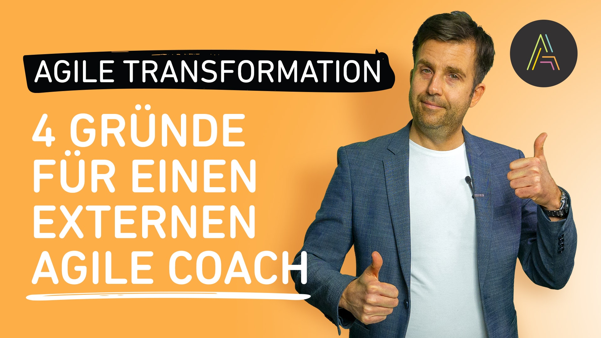 Gründe Agile Transformation