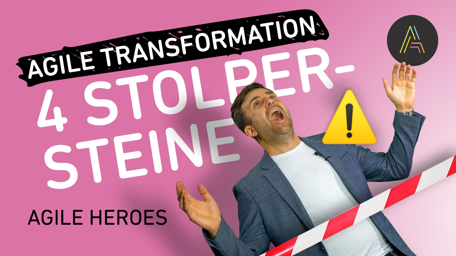 Fehler Agile Transformation