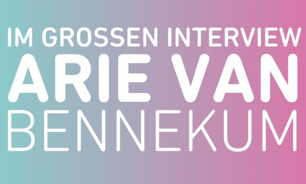 Der Unterschied zwischen agilem Arbeiten und agil sein: Das große Interview mit Arie van Bennekum