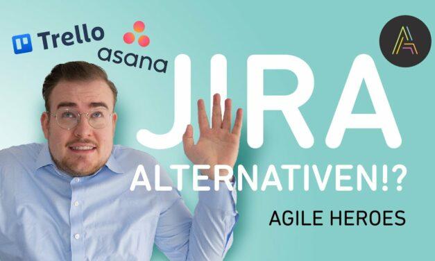 Jira Alternativen: Können Trello und Asana mithalten?