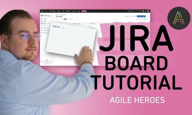 Jira Board: Wie arbeite ich mit der Mega-Software Jira?