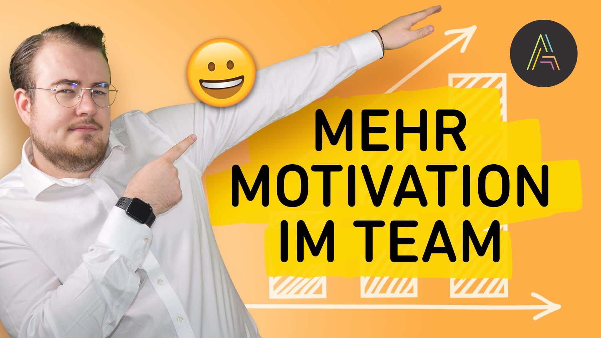 Motivation im Team