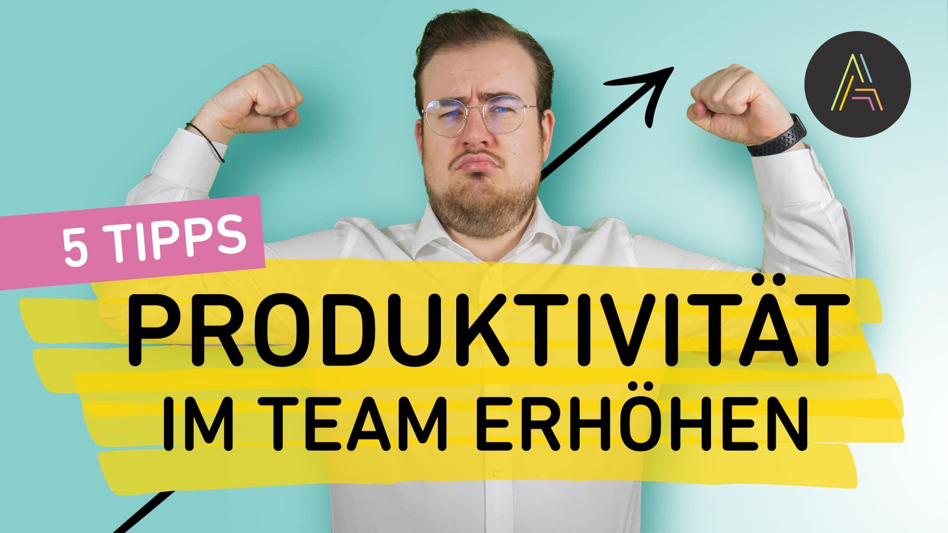 Mehr Produktivität