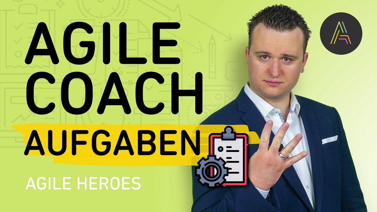 agile coach aufgaben