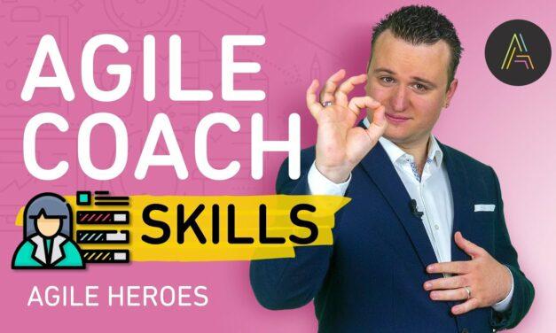 Agile Coaching Skills: Diese Fähigkeiten braucht ein guter Agile Coach!