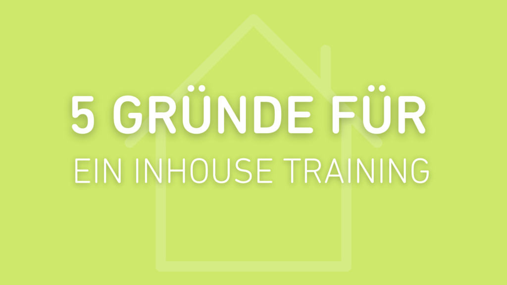 inhouse training