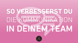 Kommunikation im Team